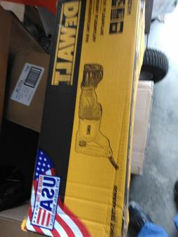 NEW DEWALT DWE304 10 AMP RECIPROCATING SAW-- NEW IN BOX