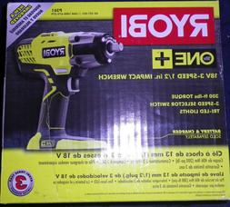 p261 one cordless impact wrench