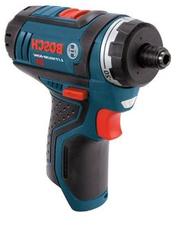 Bosch PS21BN 12V Max Lithium-Ion Pocket Driver  with Exact-F