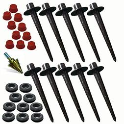 Root Seeker | Do It Yourself Package | 10-pk w/Drill Bit and