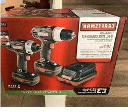 SALE! Craftsman C3 19.2 Volt Drill and Impact Driver Combo K