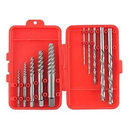 Craftsman 9-66196 Screw Extractor Set, 10 Piece