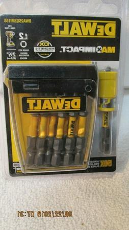 DEWALT Screwdriving Screwdriver Set 15 Piece Tool Bit Drill