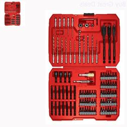 New Craftsman Speed-Lok 100-piece Impact Drill and Drive Set