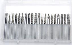 KOTVTM 20Pcs Tungsten Steel Solid Carbide Rotary Burr Tool 1
