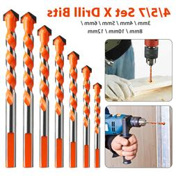 Ultimate Drill Bits Ceramic Wall Glass Punching Hole Working