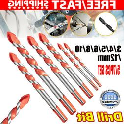 Ultimate Drill Bits Multifunctional Ceramic Glass Punching H