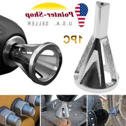 US Stainless Steel Silver Deburring External Chamfer Tool Bi